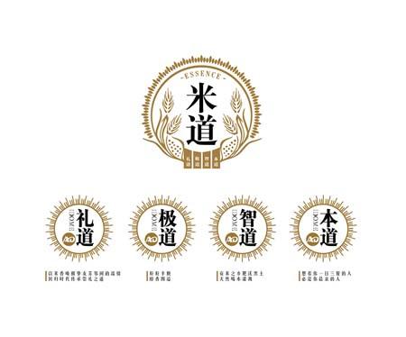 哈尔滨米道包装设计