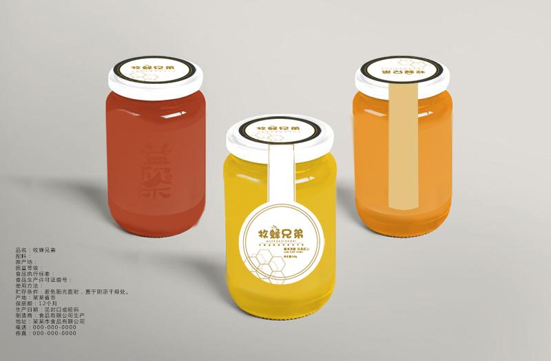 哈尔滨大鳄广告设计-牧蜂兄弟