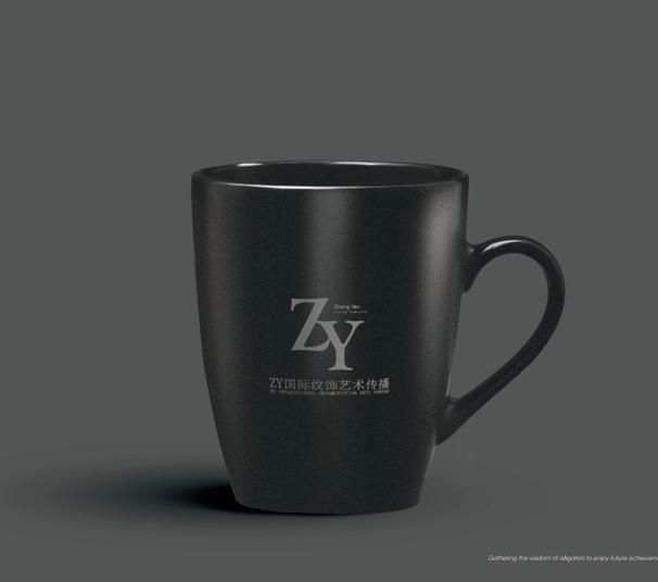 哈尔滨广告设计 zy水笔