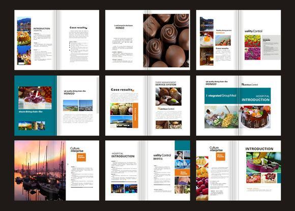 哈尔滨画册设计印刷的一些注意事项