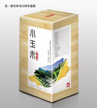 纸质玉米包装的优点及特点
